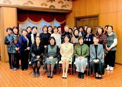 男女脳の違いを知る接客セミナー・富山県